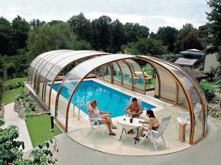 Retractable Swimming Pool Enclosures Galleries See Our